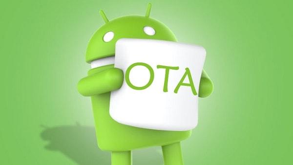 دریافتآپدیتهای OTA