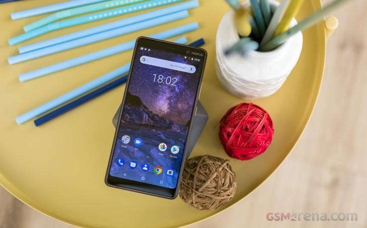 سخت افزار و نرم افزاری بکارگیری شده در گوشی Nokia 7 Plus