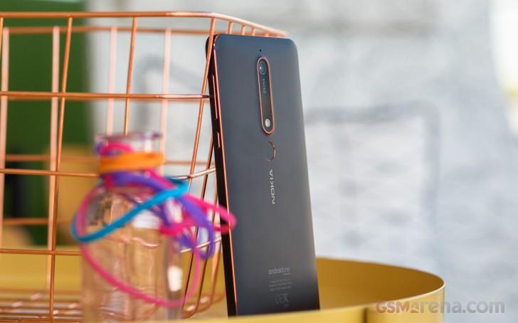 بررسی عملکرد دوربین Nokia 6 2018