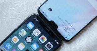 مقایسه گوشی های آیفون X و هواوی P20 پرو