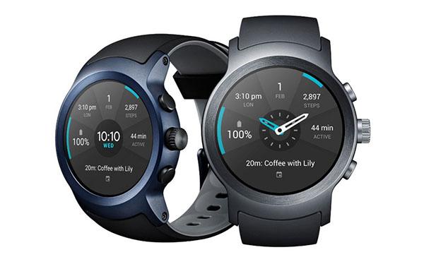 ساعت هوشمند الجی واچ 3