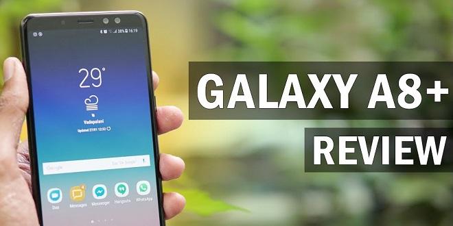 بررسی تخصصی گوشی گلکسی A8 Plus 2018