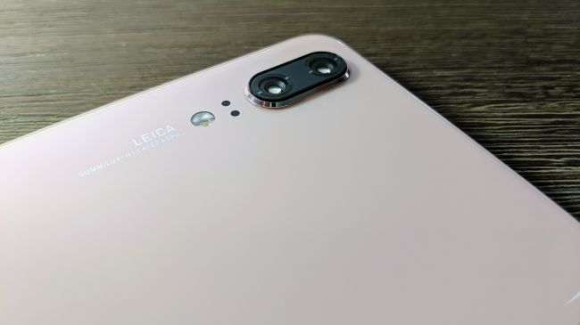 عملکرد دوربین ها در Huawei P20