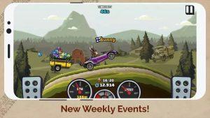 دانلود بازی Hill Climb Racing 2 اندروید