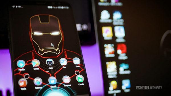 کنترل گوشی اندرویدی از طریق نرم افزار DeskDock