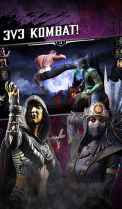 Mortal Kombat مورتال کمبت اندروید