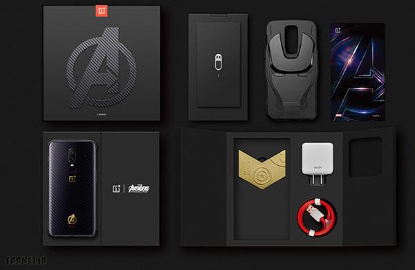 وان پلاس 6 Avengers
