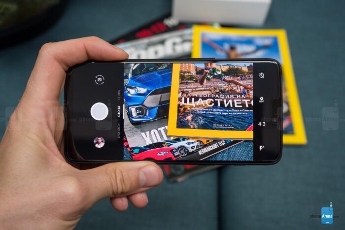 دوربین های بکارگیری شده در گوشی OnePlus 6