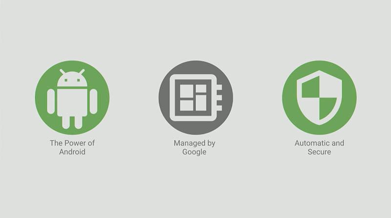 معرفی رسمی اولین نسخه پلتفرم اندروید اشیا درمراسم Google I/O 2018