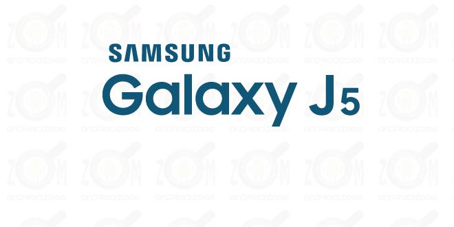 galaxy j5 update