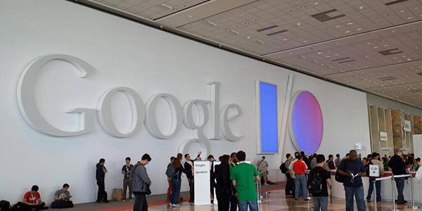 مراسم Google I/O 2018