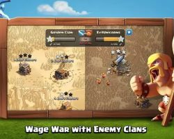 بازی Clash of Clans اندروید
