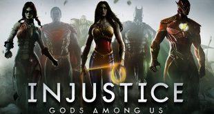 دانلود بازی مبارزه ای و فوق العاده Injustice: Gods Among Us v2.18