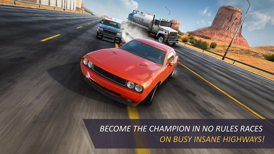 بازی CarX Highway Racing