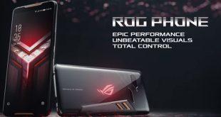 ایسوس اولین گوشی ROG مخصوص بازی خود را عرضه خواهد کرد
