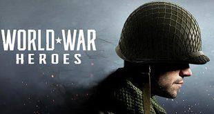 دانلود World War Heroes v1.8.2- بازی اکشن و تیراندازی قهرمانان جنگ جهانی