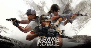 دانلود Survivor Royale v1.134- بازی اکشن و آنلاین جنگ بقا