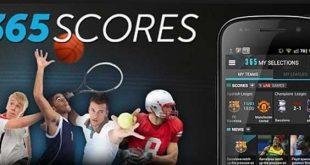 دانلود برنامه مشاهده نتایج مسابقات ورزشی 365Scores v5.4.4