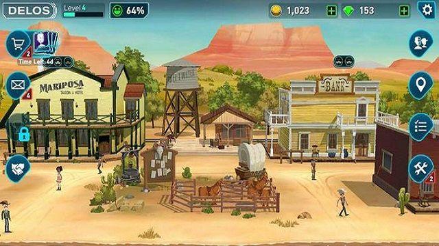 بازی Westworld