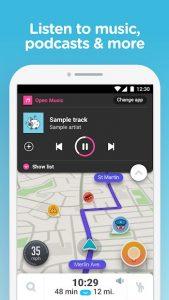 نرم افزار مسیریابی Waze