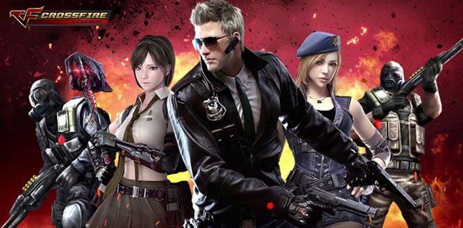 دانلود بازی CrossFire: Legends v1.0.8.8