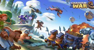 دانلود بازی Caravan War v1.3.2 بازی جنگ کاروان ها
