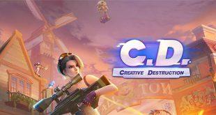 دانلود Creative Destruction v1.0.3- بازی اکشن و آنلاین بقا برای اندروید+دیتا