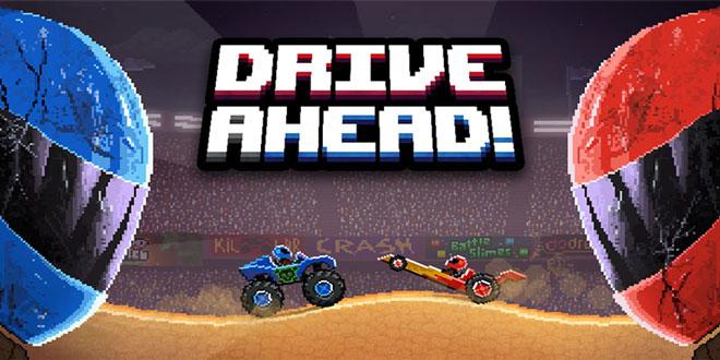 دانلود Drive Ahead! v1.71.0 - بازی مسابقه ای و رانندگی دو نفره اندروید+ مود