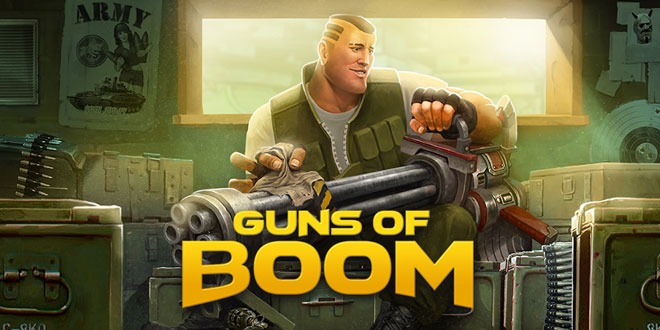 دانلود Guns of Boom v4.3.1- بازی اکشن و تیراندازی آنلاین+ نسخه مود