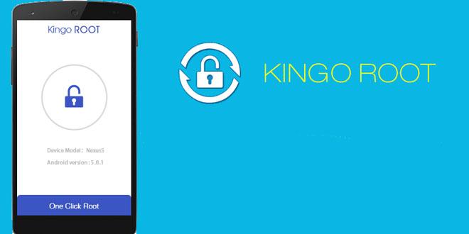 دانلود Kingo Root v 4.4.9- برنامه پرکاربرد روت دستگاه های اندرویدی