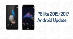 P8lite-android-update