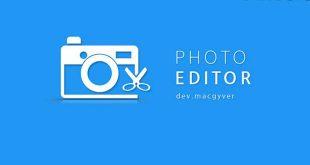 دانلود نرم افزار قدرتمند ویرایش تصویر و عکس Photo Editor v3.4