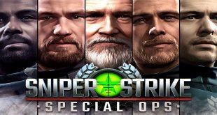 دانلود Sniper Strike : Special Ops v3.105- بازی اکشن و آنلاین تیراندازی+ دیتا