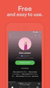 Spotify اسپاتیفای اندروی