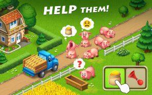 Township بازی مزرعهداری اندروید