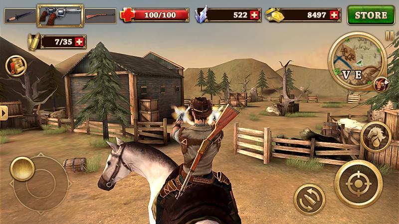 دانلود بازی West Gunfighter