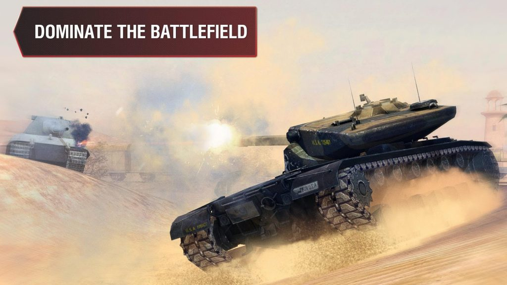 دانلود World of Tanks