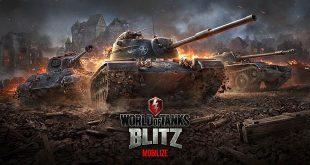 دانلود World of Tanks Blitz v5.0.0.358- بازی اکشن و آنلاین جنگ تانک ها