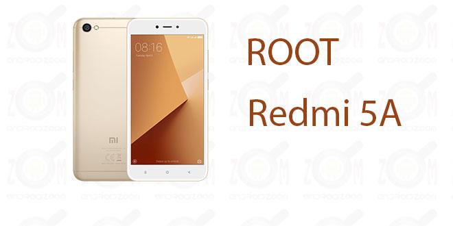 Xiaomi-Redmi-5A-ROOT