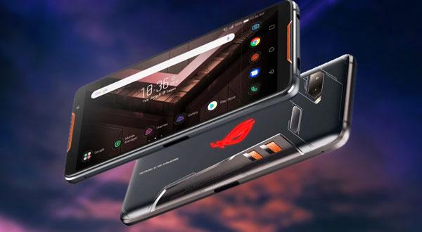 صفحه نمایش Asus ROG