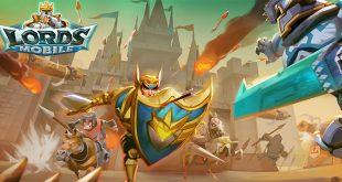 دانلود Lords Mobile v1.72 - بازی استراتژیک و آنلاین پادشاهان موبایل در اندروید + دیتا