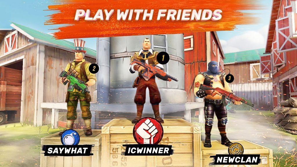 دانلود بازی اکشن آنلاین