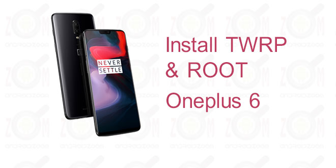 install-twrp-root-oneplus6