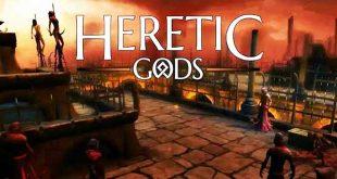 """دانلود Heretic Gods v1.07.78 - بازی نقش آفرینی و اکشن """"خدایان کافر"""" برای اندروید"""