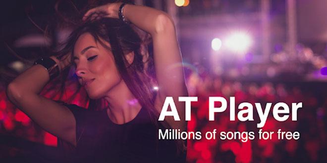 دانلود AT Player v 1.241 - نرم افزار قدرتمند و محبوب پخش موسیقی در اندروید