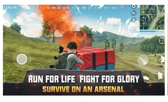 بازی Survival Squad مشابه پابجی اندروید