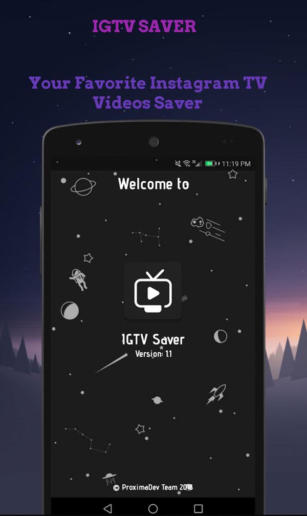 دانلود IGTV Saver
