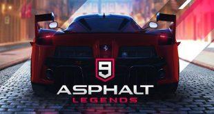 آموزش بازی Asphalt 9: Legends - نحوه به دست آوردن اعتبار و توکن رایگان