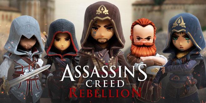 دانلود Assassin's Creed: Rebellion v1.5.2 - بازی آرکید و اکشن + دیتا
