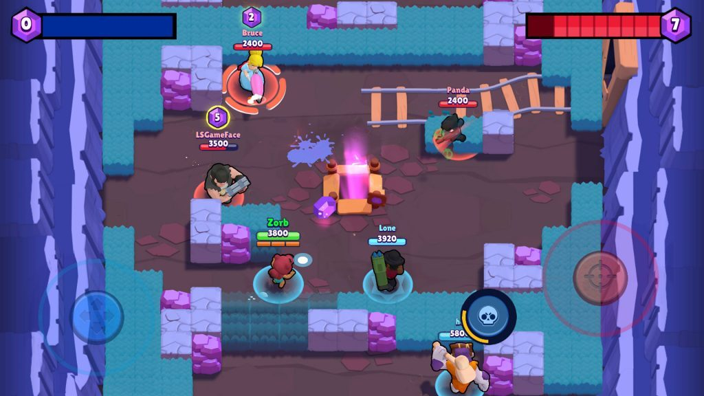 بازی جدید Supercell